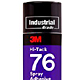 * Topseller * 3M Spray 76 Scotch Sprühkleber 500ml, universell, klebt PP/PE