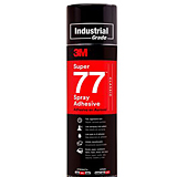 * Topseller * 3M Spray 77 Scotch Sprühkleber 500ml, universell, spez. für Styropor