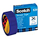 3M Scotch 820 Siegelband Secure Tape, blau, 35mmx33m