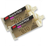 * Topseller * 3M DP-610 Scotch Weld EPX 2K-Klebstoff, transparent, 50 ml