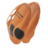 3M PELTOR Ersatzschalen orange