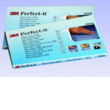 3M 09546 Perfect-It Nassschleifpapier, Korn 2000